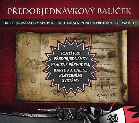 Odhalujeme podobu trička k Assassin's Creed 4: Black Flag 87097