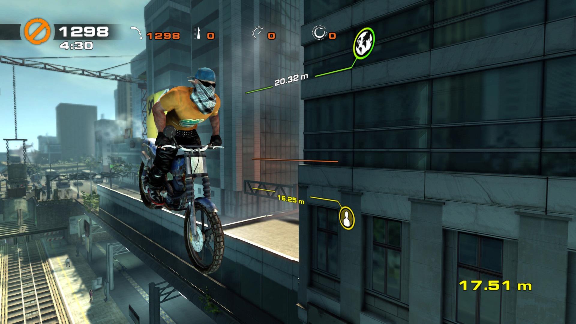Blíží se PC konverze Urban Trial Freestyle 87110