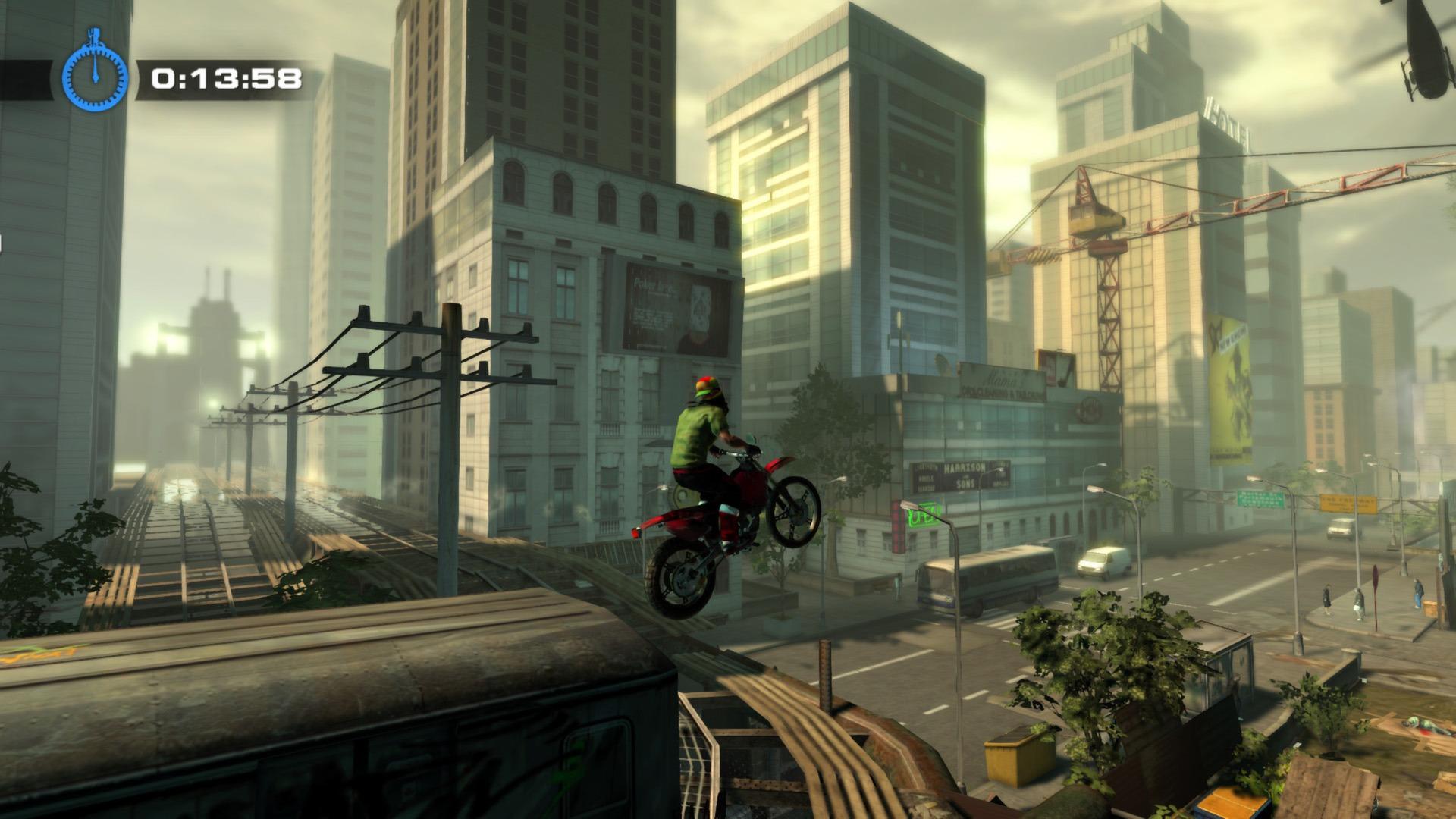 Blíží se PC konverze Urban Trial Freestyle 87111
