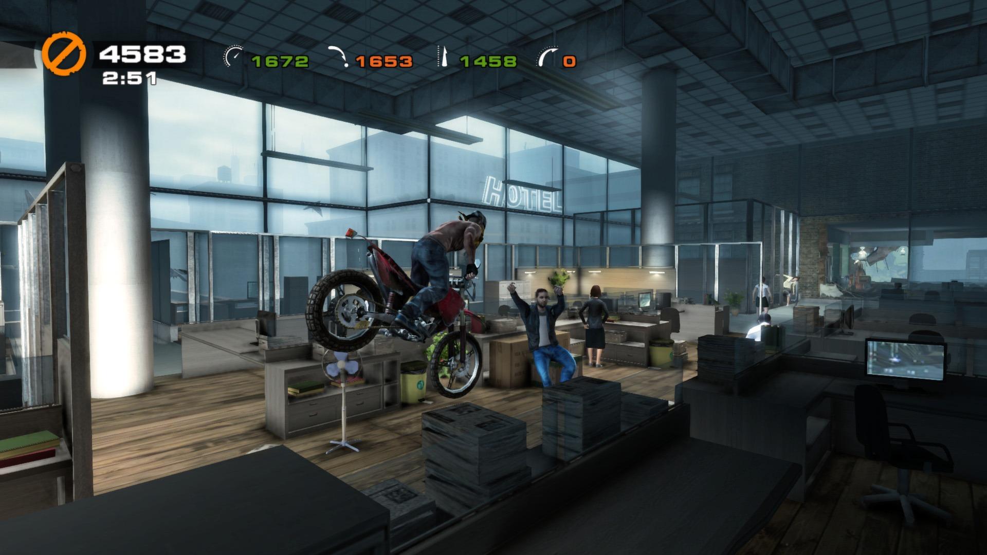Blíží se PC konverze Urban Trial Freestyle 87116