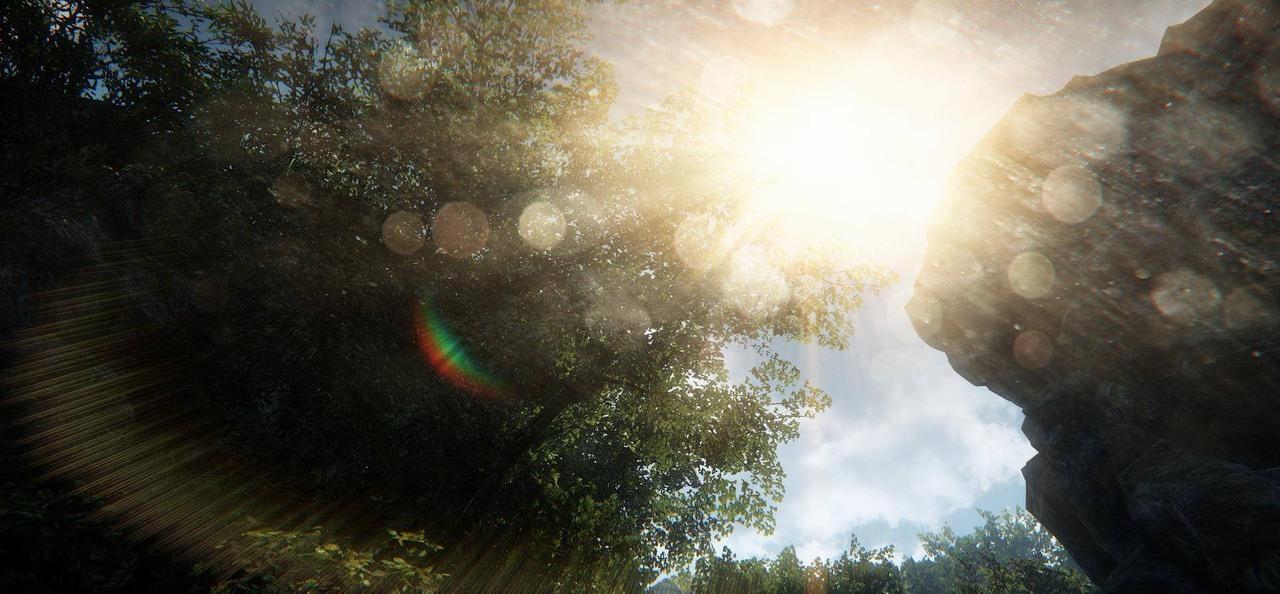 Nové efekty ve hrách předvádí členové CryDev 87124