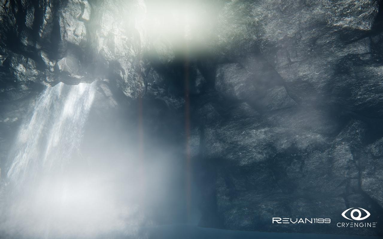 Nové efekty ve hrách předvádí členové CryDev 87125