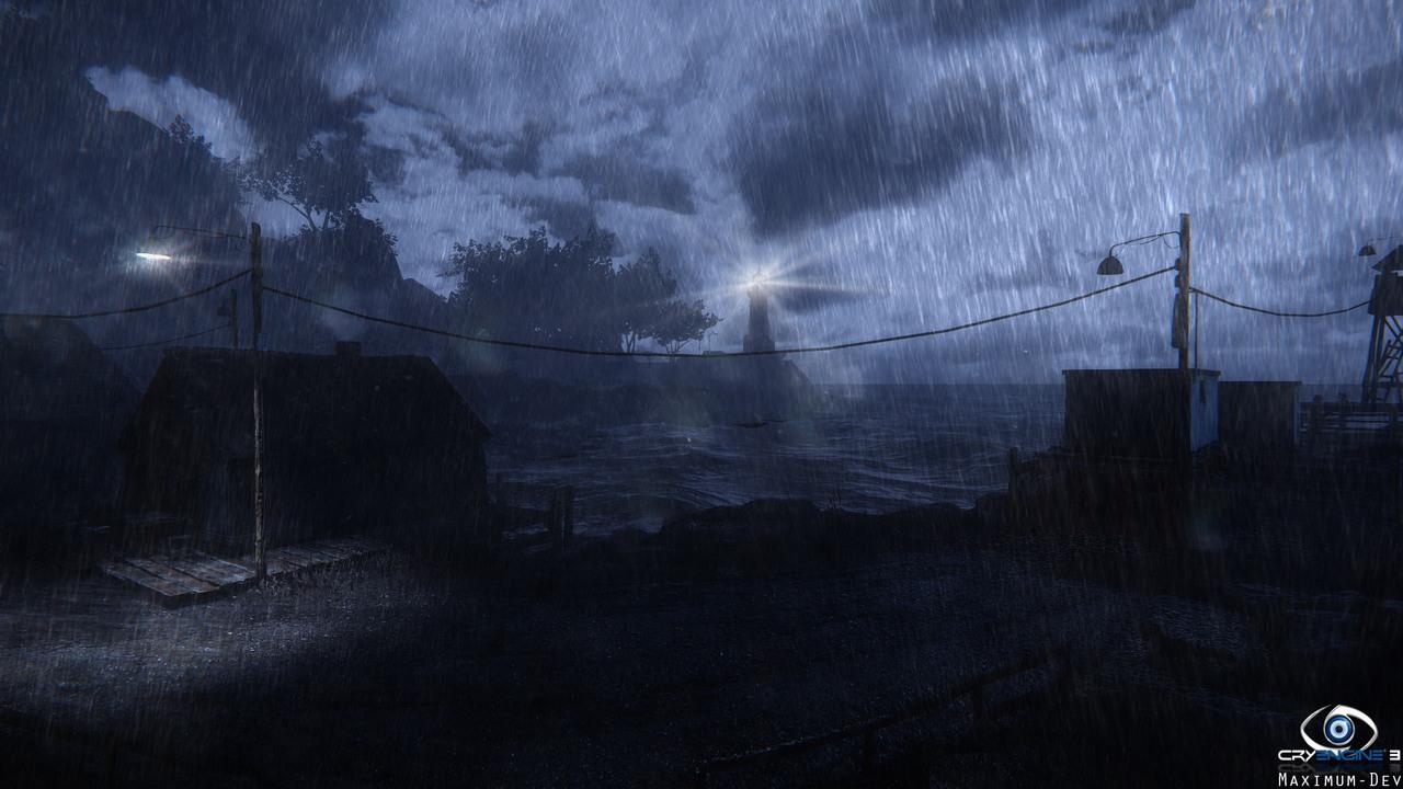 Nové efekty ve hrách předvádí členové CryDev 87127