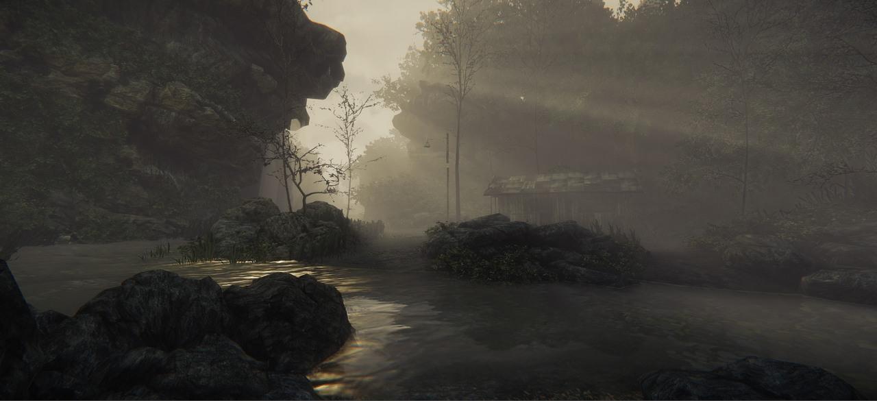 Nové efekty ve hrách předvádí členové CryDev 87128