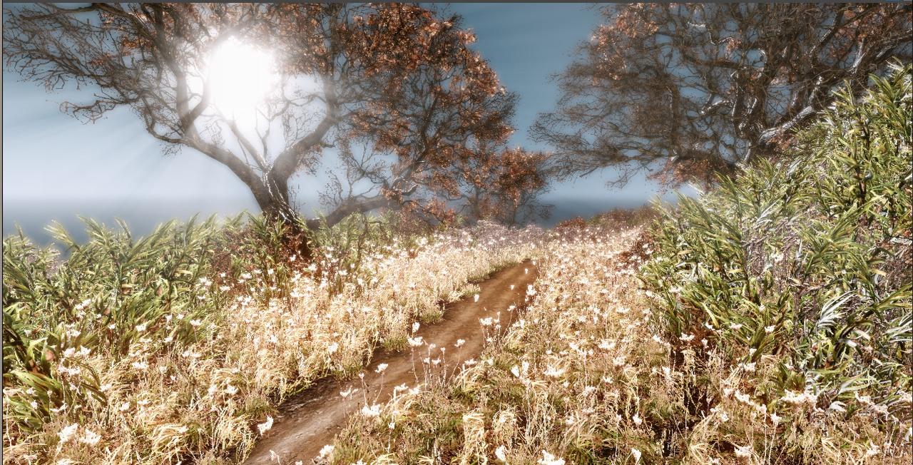 Nové efekty ve hrách předvádí členové CryDev 87130