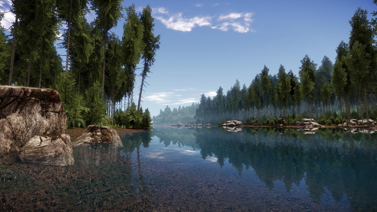 Nové efekty ve hrách předvádí členové CryDev 87133