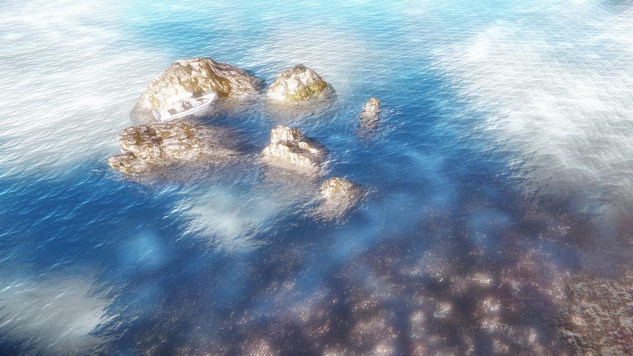 Nové efekty ve hrách předvádí členové CryDev 87135