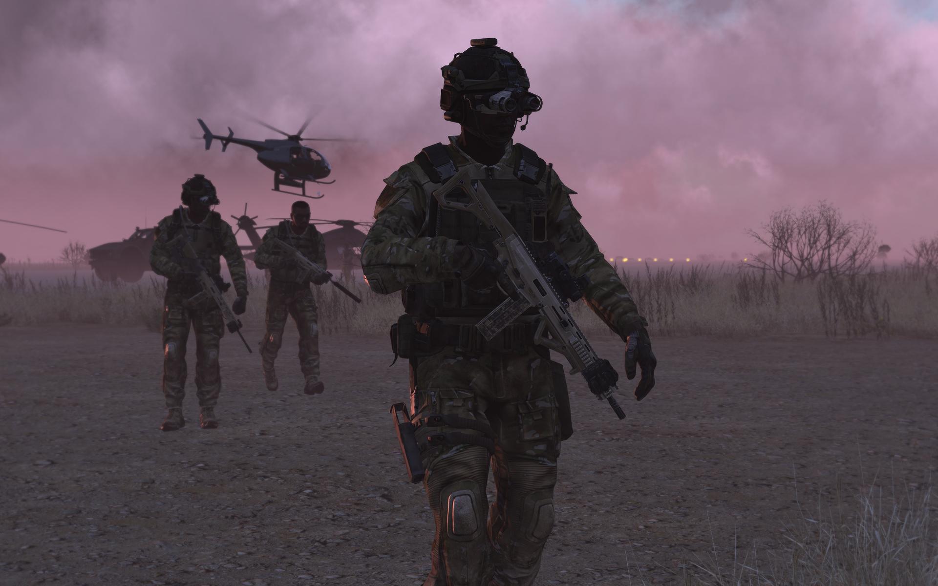 Nové pohlednice z Army 3 87174