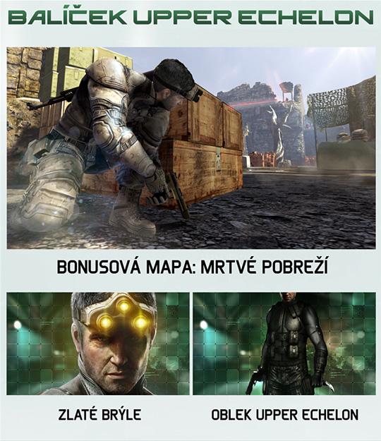 Splinter Cell: Blacklist za necelých devět stovek i s dárky 87181
