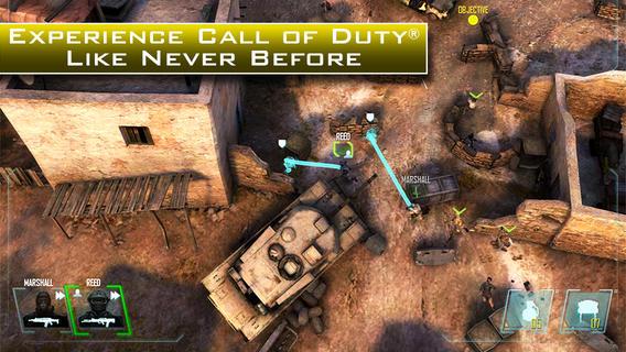 Na App Store se objevilo Call of Duty: Strike Team 87314