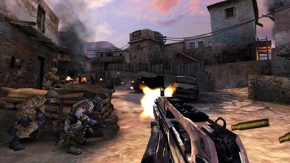 Na App Store se objevilo Call of Duty: Strike Team 87315