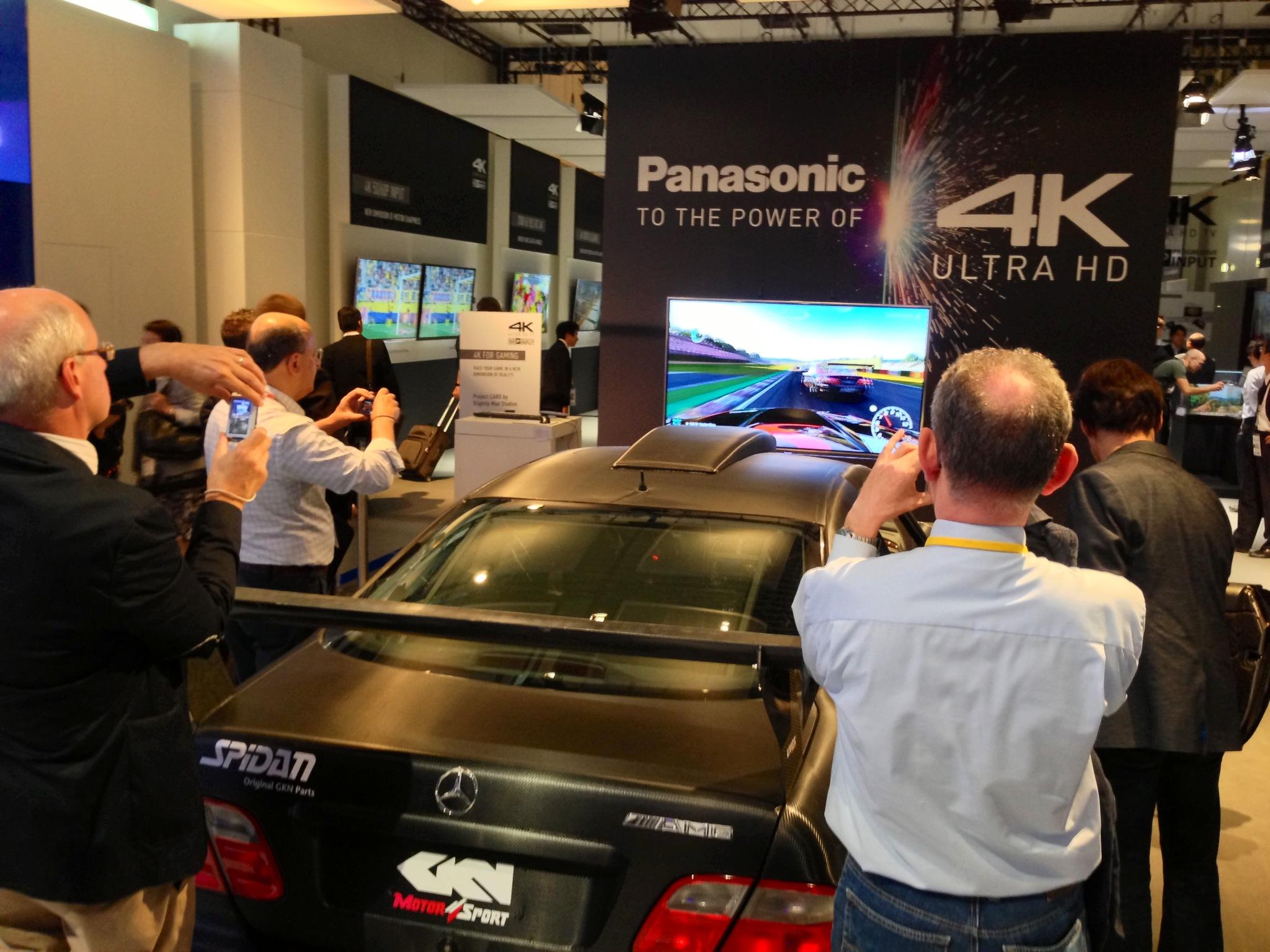 Project CARS s podporou rozlišení 4K 87323