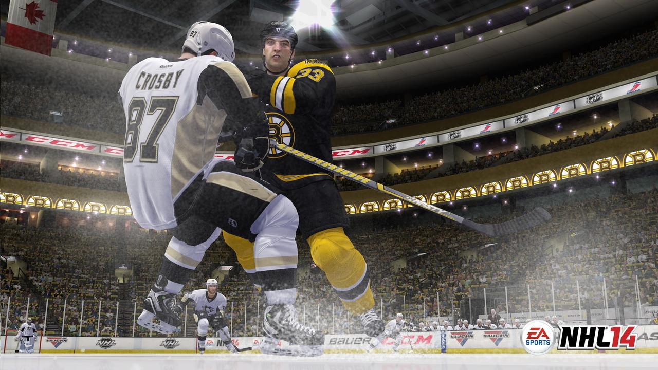 Obrázky českých a slovenských hvězd z NHL 14 87329