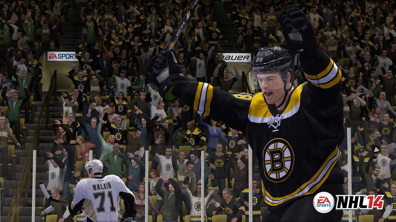 Obrázky českých a slovenských hvězd z NHL 14 87331