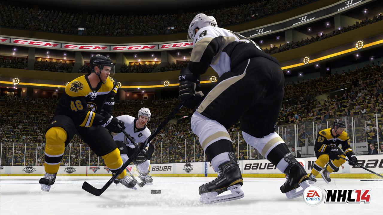 Obrázky českých a slovenských hvězd z NHL 14 87333