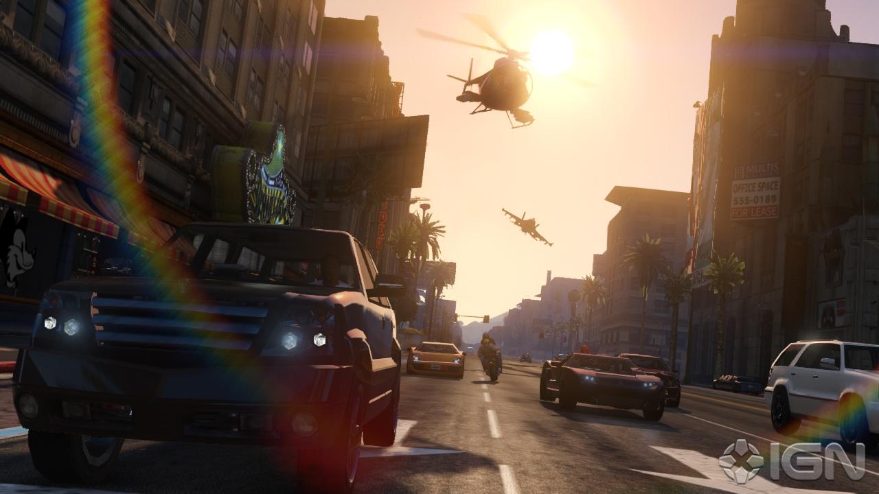 10 zajímavostí z Grand Theft Auto Online 87342