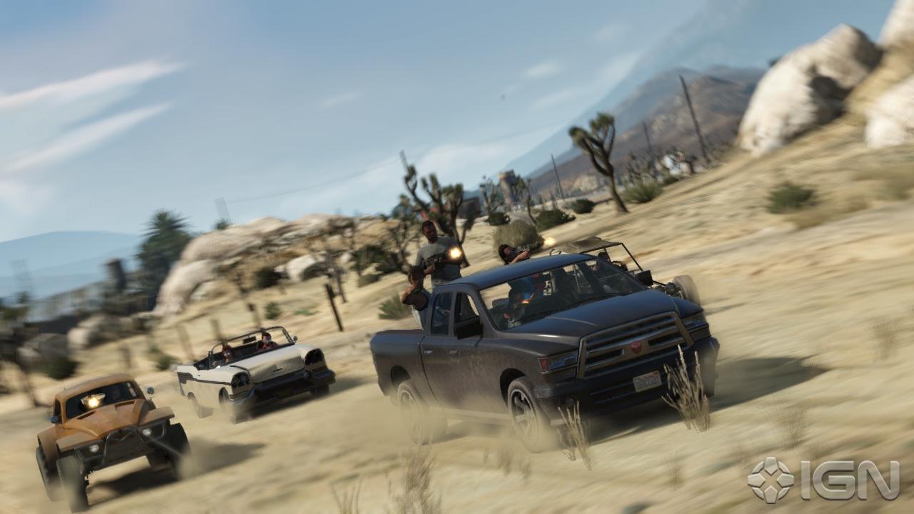 10 zajímavostí z Grand Theft Auto Online 87344