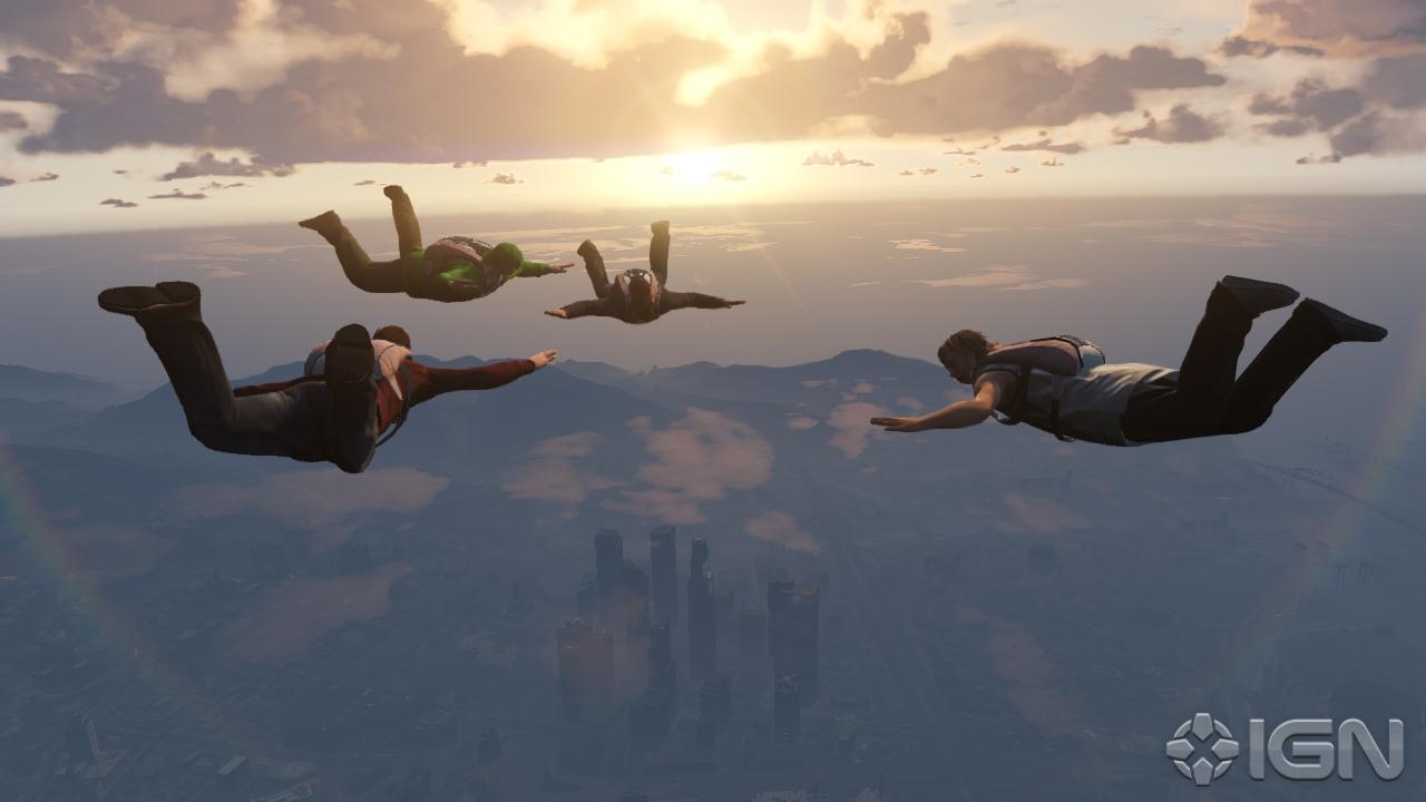 10 zajímavostí z Grand Theft Auto Online 87345