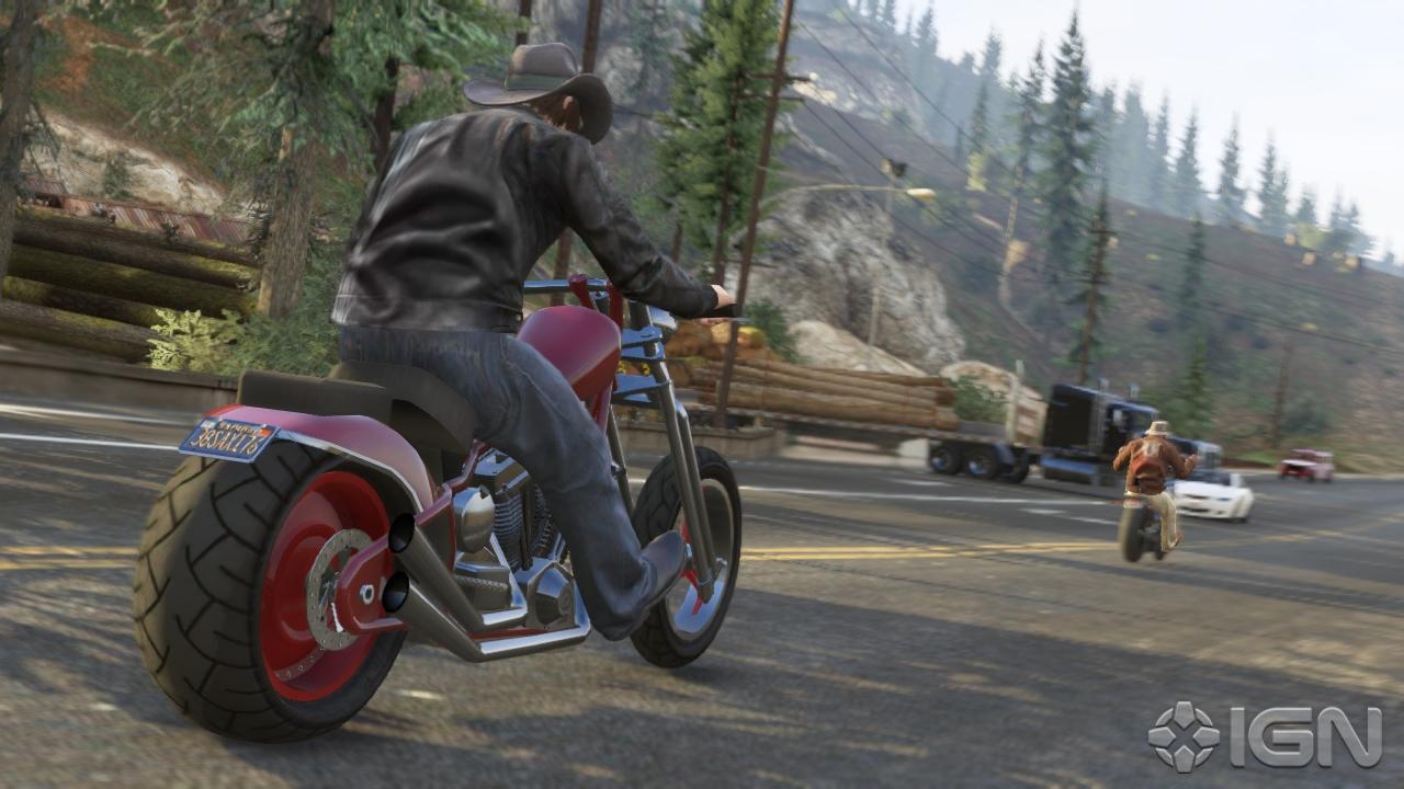 10 zajímavostí z Grand Theft Auto Online 87346