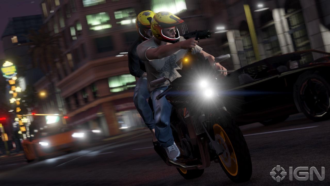 10 zajímavostí z Grand Theft Auto Online 87347