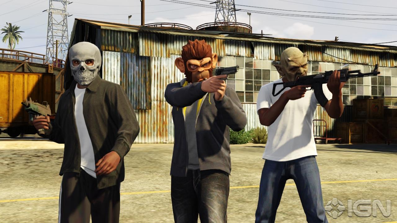 Grand Theft Auto V 87348