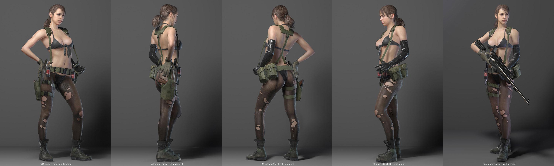 Metal Gear Solid: Ground Zeroes je prequel Phantom Pain 87355