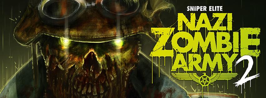 Rebellion oznámili pokračování Sniper Elite: Nazi Zombie Army 87360