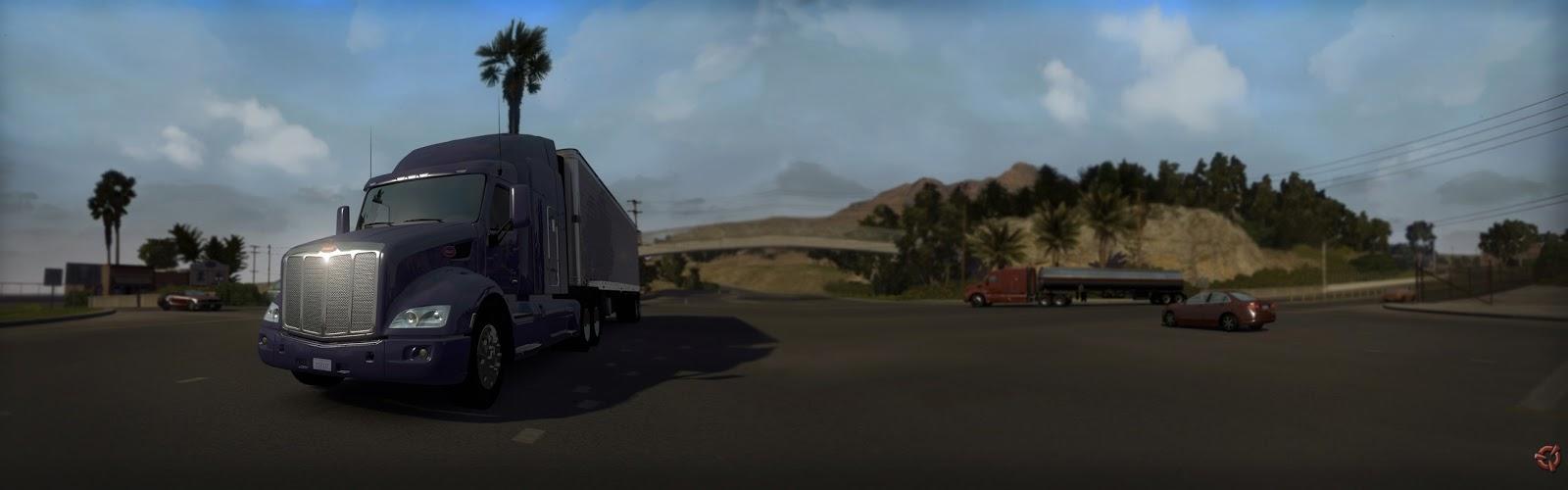Obrazem: Rozpracovaný American Truck Simulátor 87362