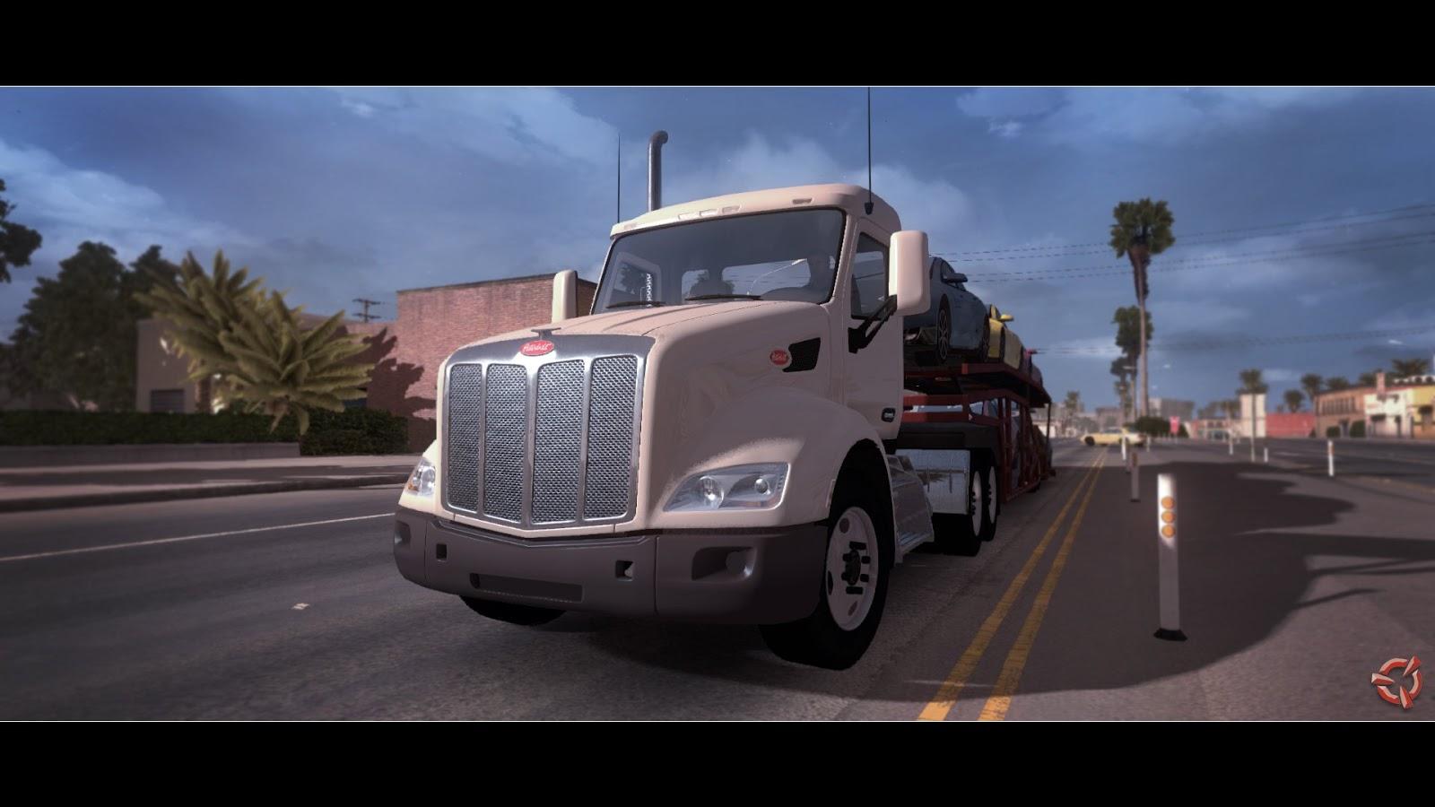 Obrazem: Rozpracovaný American Truck Simulátor 87363