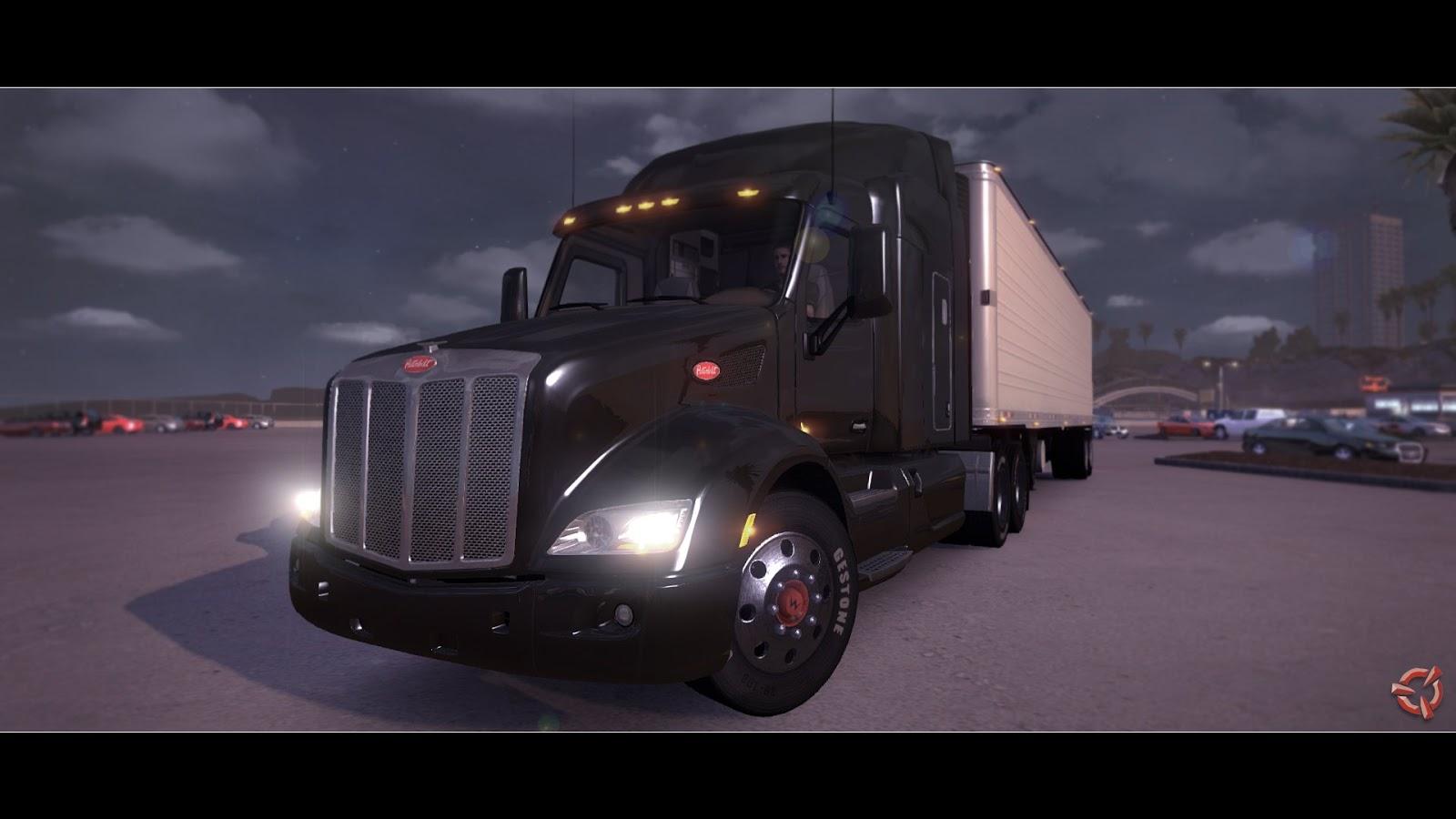 Obrazem: Rozpracovaný American Truck Simulátor 87367