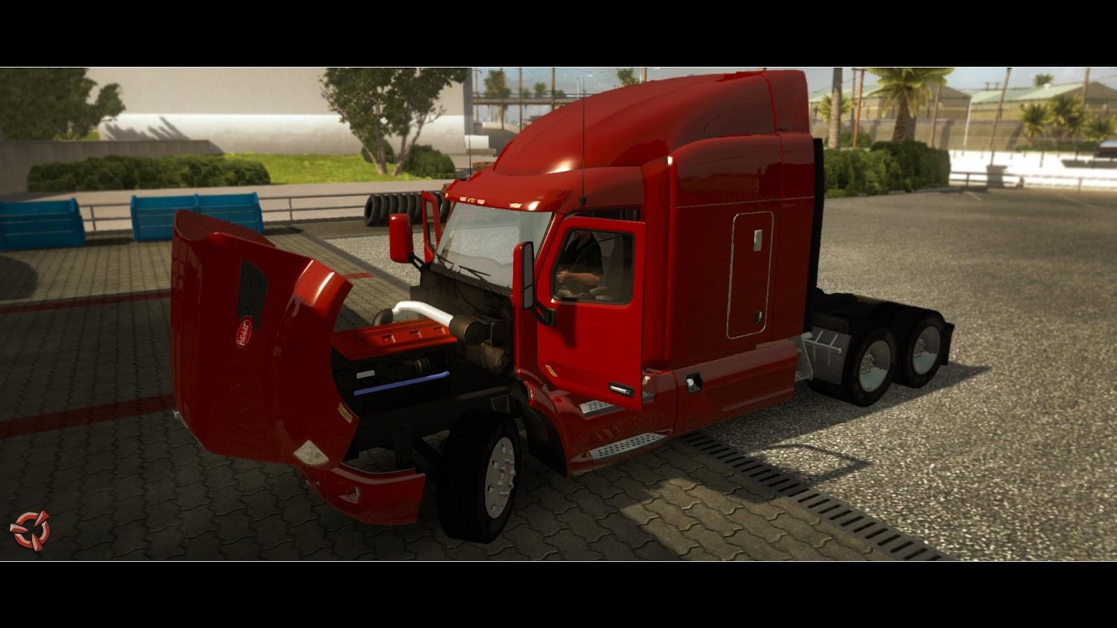 Obrazem: Rozpracovaný American Truck Simulátor 87368