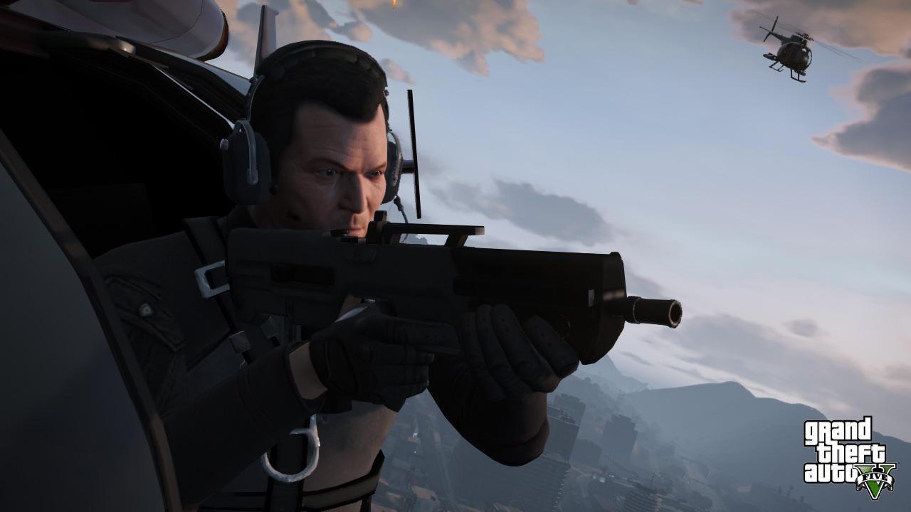 Grand Theft Auto V 87374