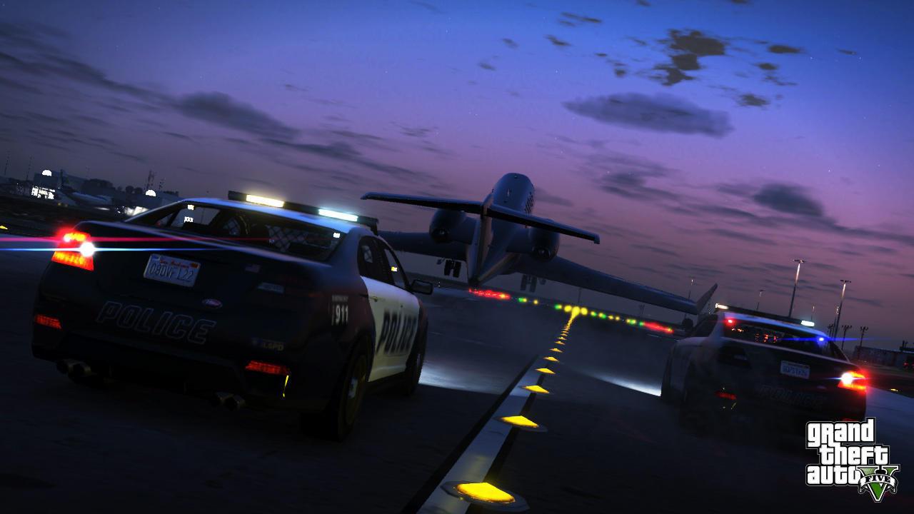 Grand Theft Auto V 87375