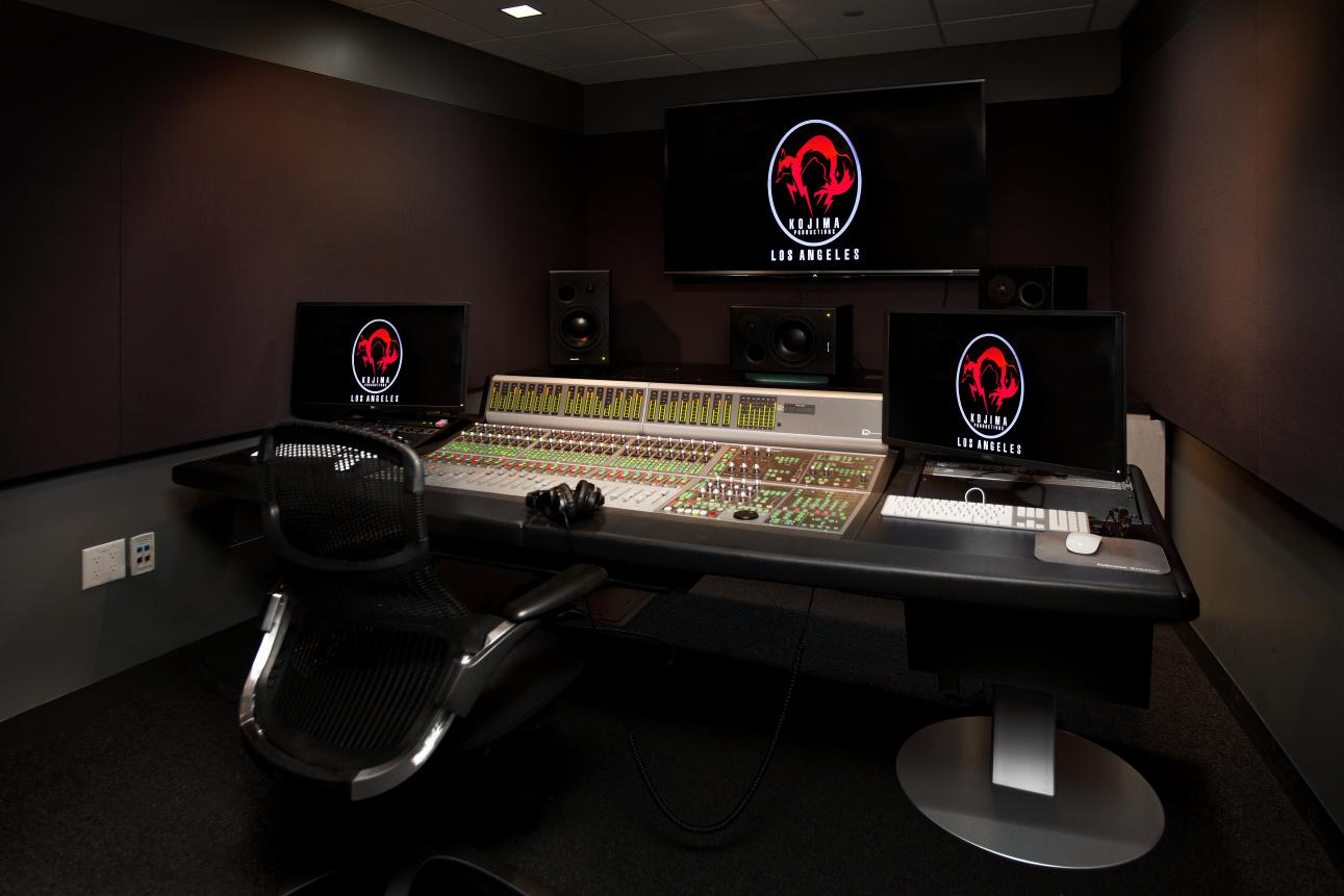 V Los Angeles otevřeno studio Kojima Productions 87387