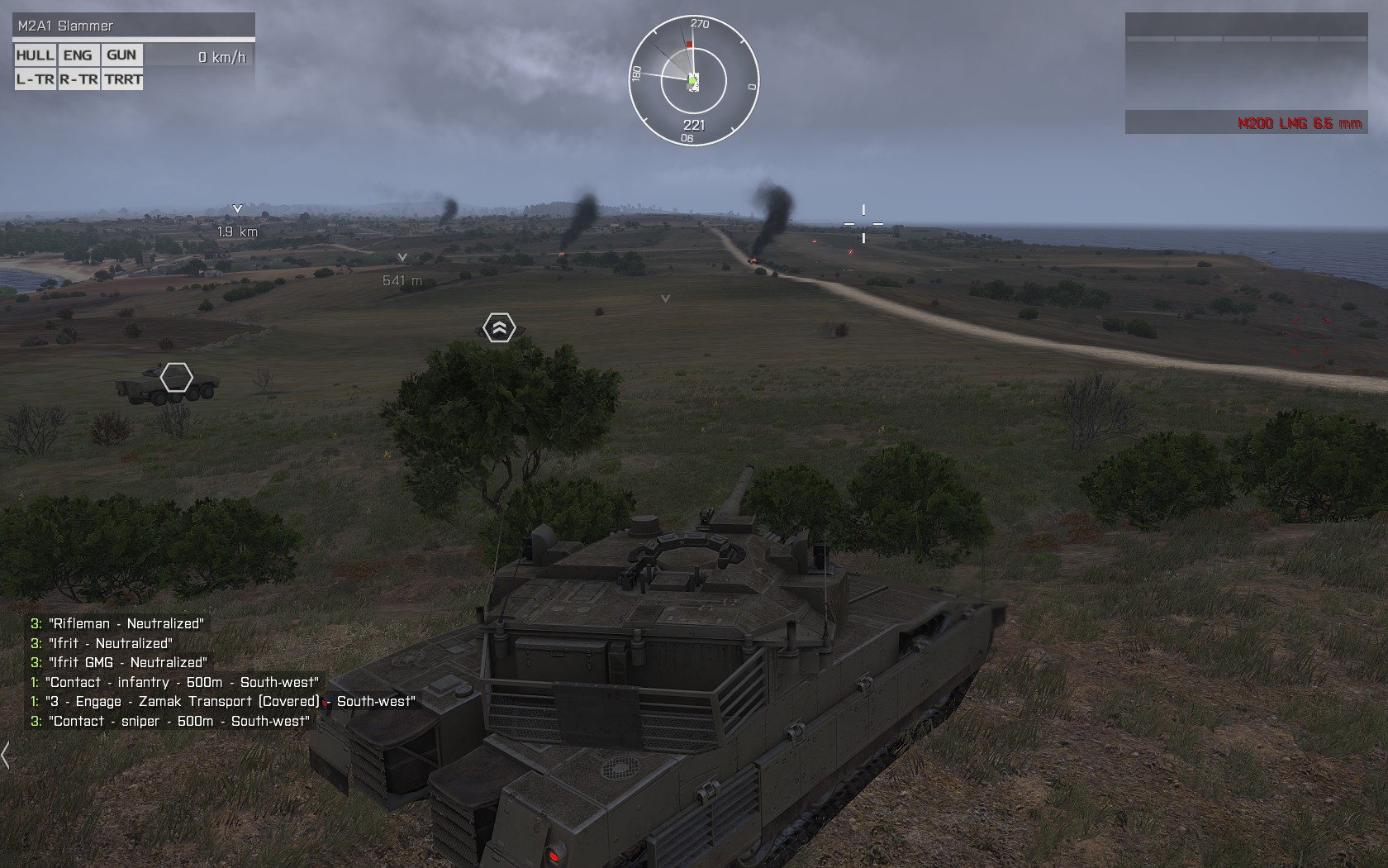 Arma 3 - pravá válečná svoboda 87403