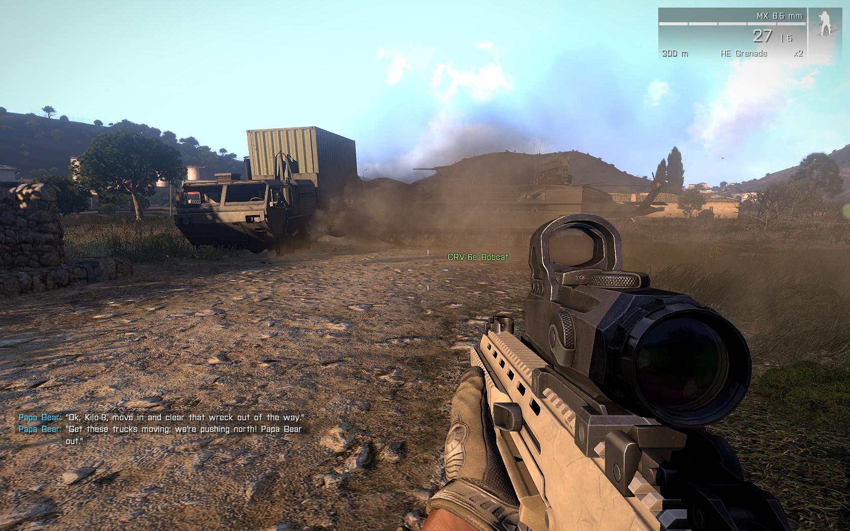 Arma 3 - pravá válečná svoboda 87406