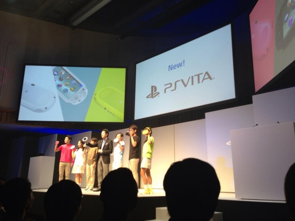 Odhalen lehčí, tenčí a levnější model PlayStation Vita 87418