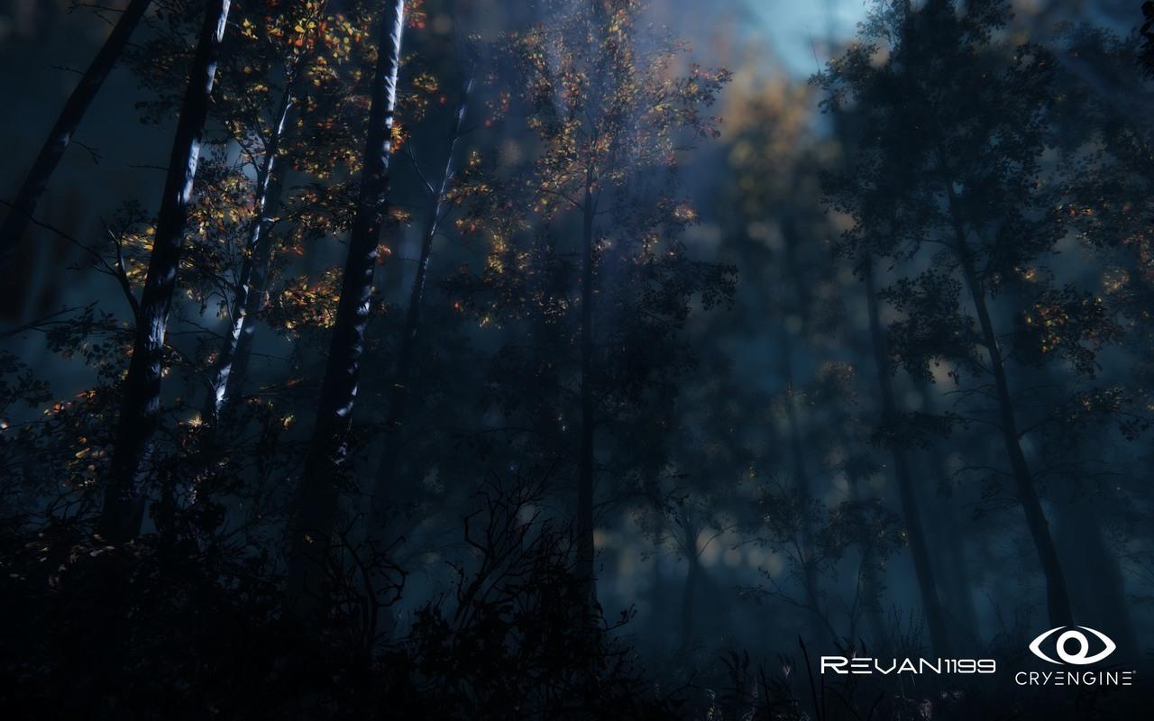 Další obrázky ukazují Lens Flares efekty z CryEngine 3 87439