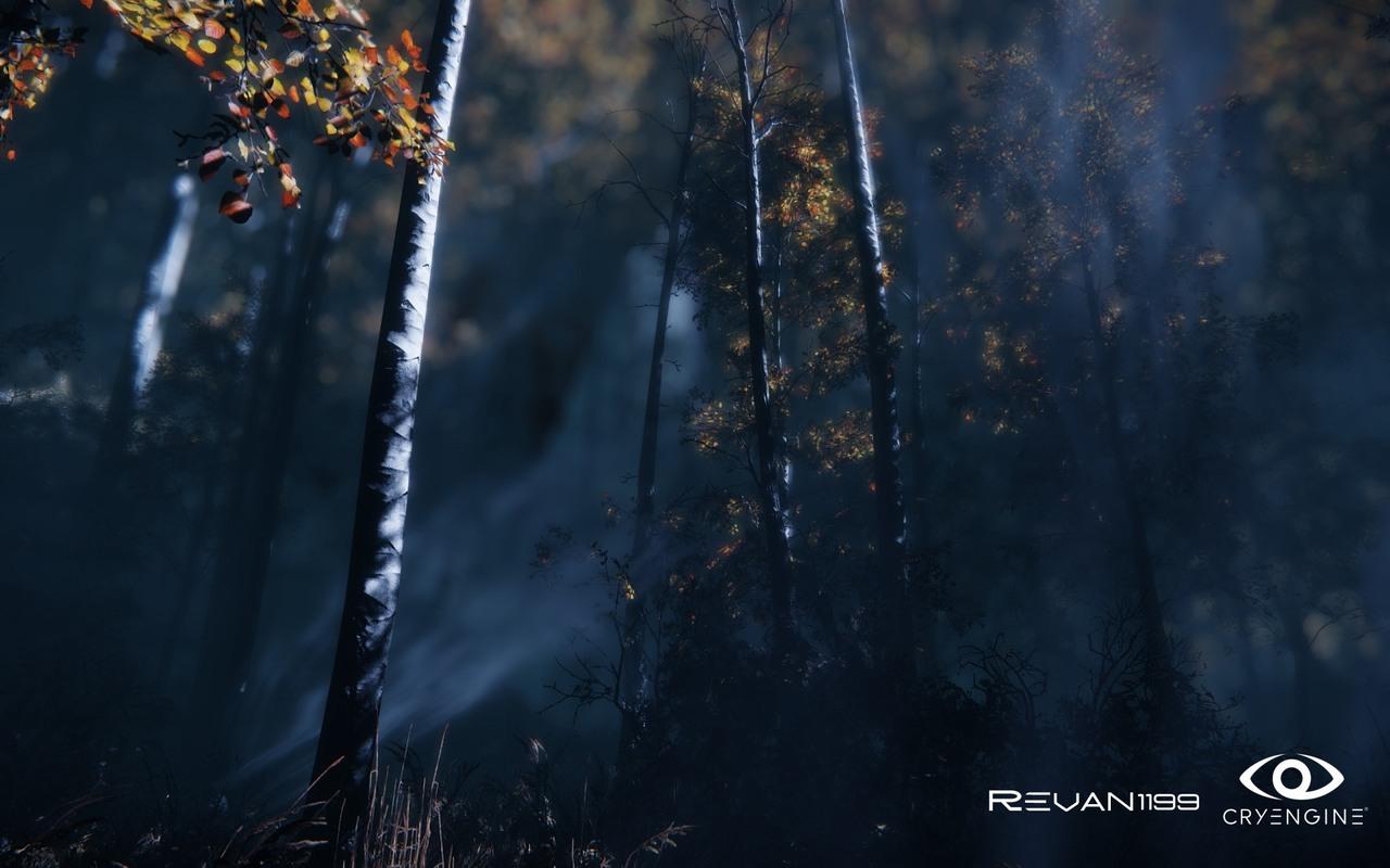 Další obrázky ukazují Lens Flares efekty z CryEngine 3 87440