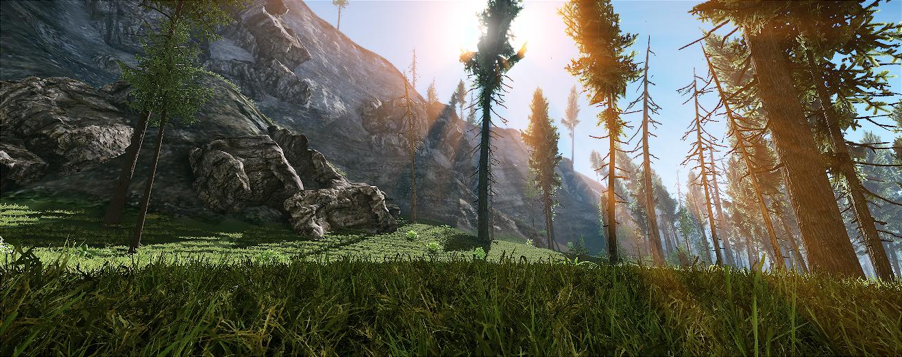 Další obrázky ukazují Lens Flares efekty z CryEngine 3 87445