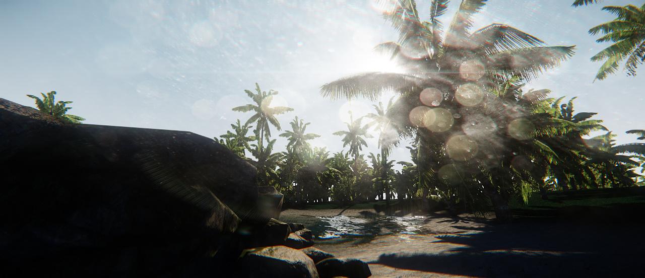 Další obrázky ukazují Lens Flares efekty z CryEngine 3 87446