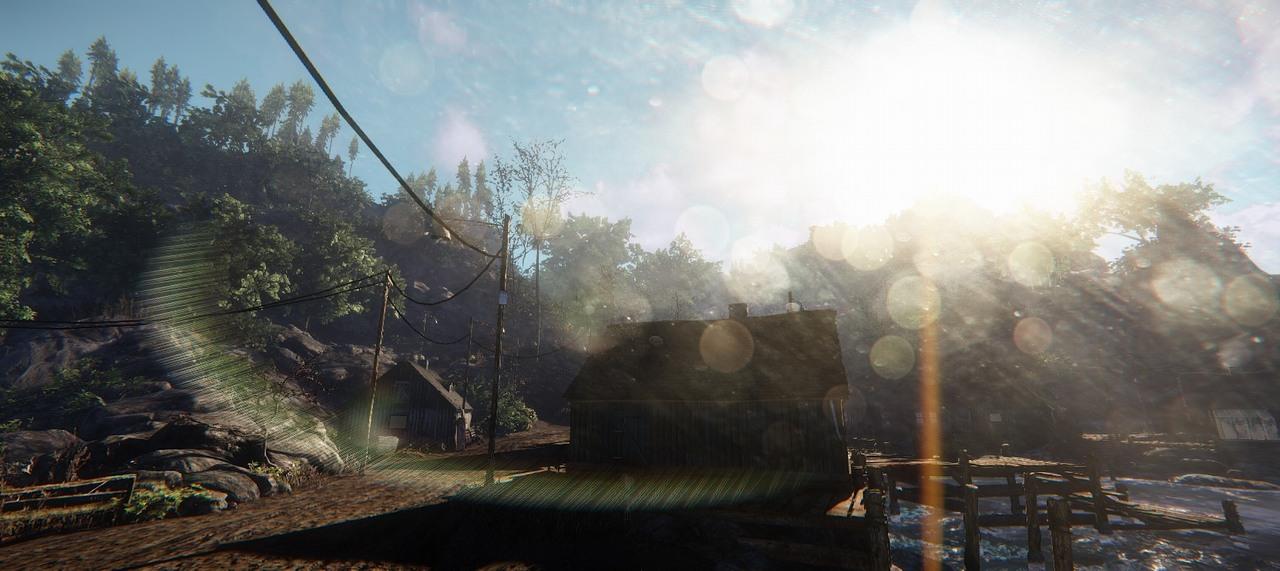 Další obrázky ukazují Lens Flares efekty z CryEngine 3 87447