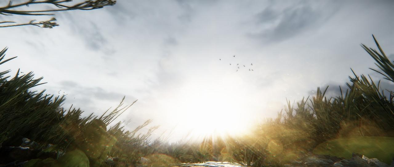 Další obrázky ukazují Lens Flares efekty z CryEngine 3 87450