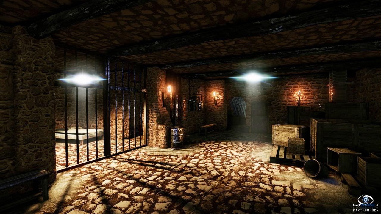 Další obrázky ukazují Lens Flares efekty z CryEngine 3 87452