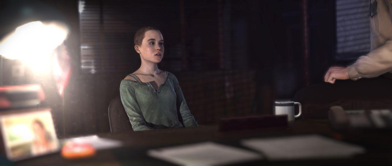 Obrazem: Život Jodie v Beyond: Two Souls 87521