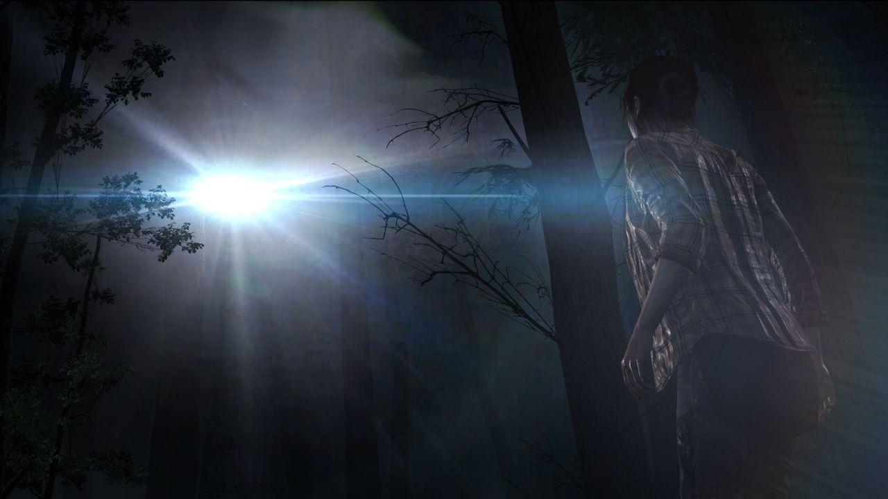 Obrazem: Život Jodie v Beyond: Two Souls 87525