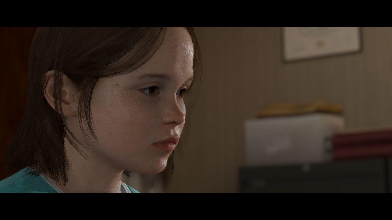 Obrazem: Život Jodie v Beyond: Two Souls 87529