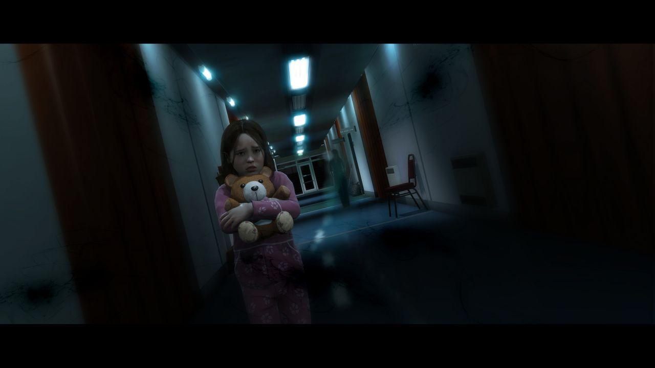 Obrazem: Život Jodie v Beyond: Two Souls 87536