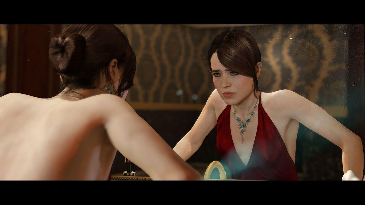 Obrazem: Život Jodie v Beyond: Two Souls 87537