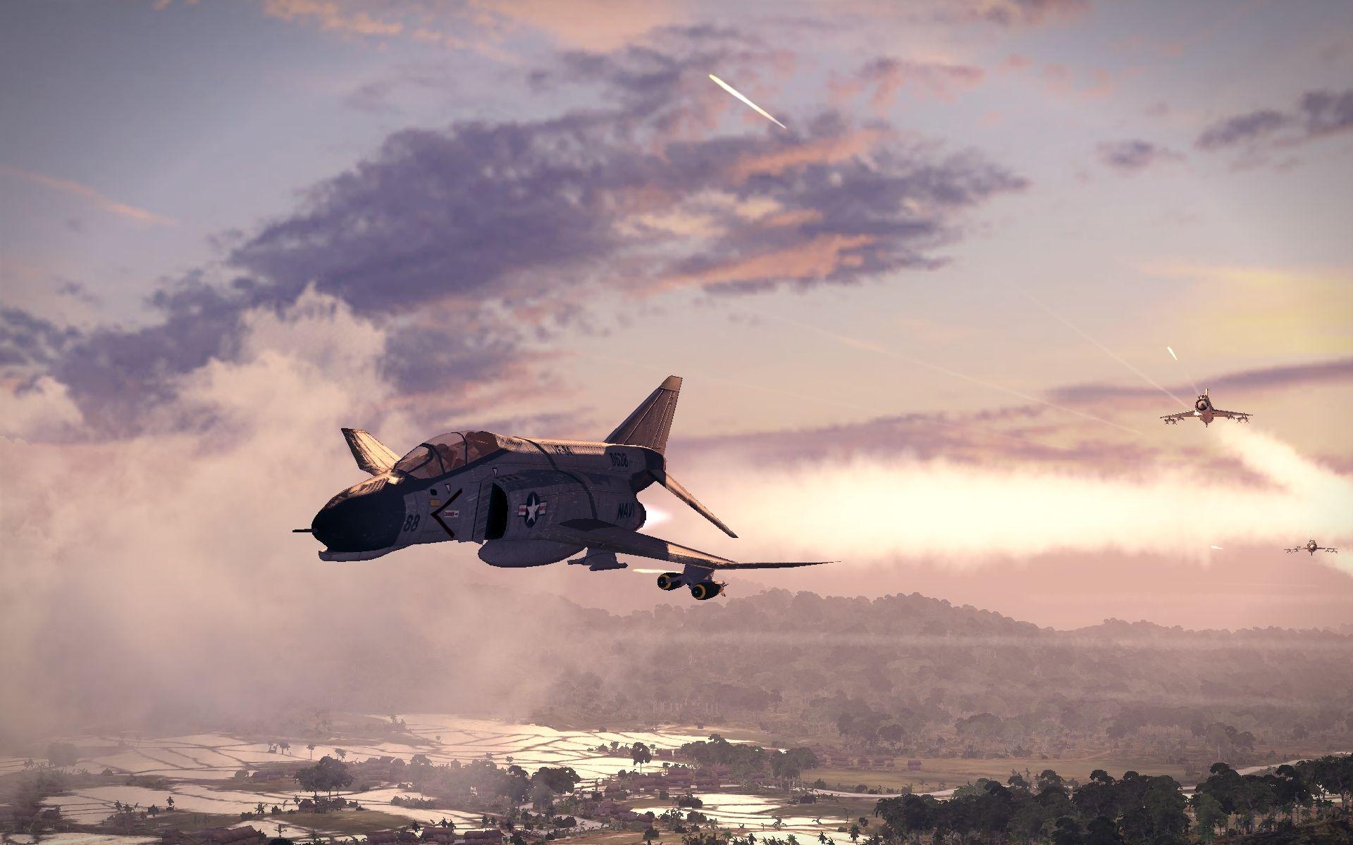 Obrázky z Air Conflicts: Vietnam 87568